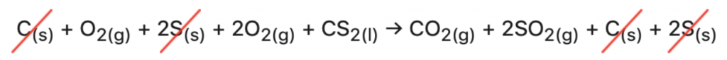 hess's law examples